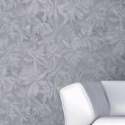 Серые виниловые обои фото