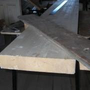 Иготовление тетивы лестницы 3