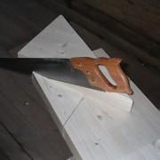 Иготовление тетивы лестницы 7