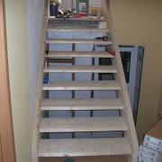 Крепление ступеней лестницы 5