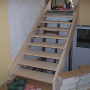 Крепление ступеней лестницы 6
