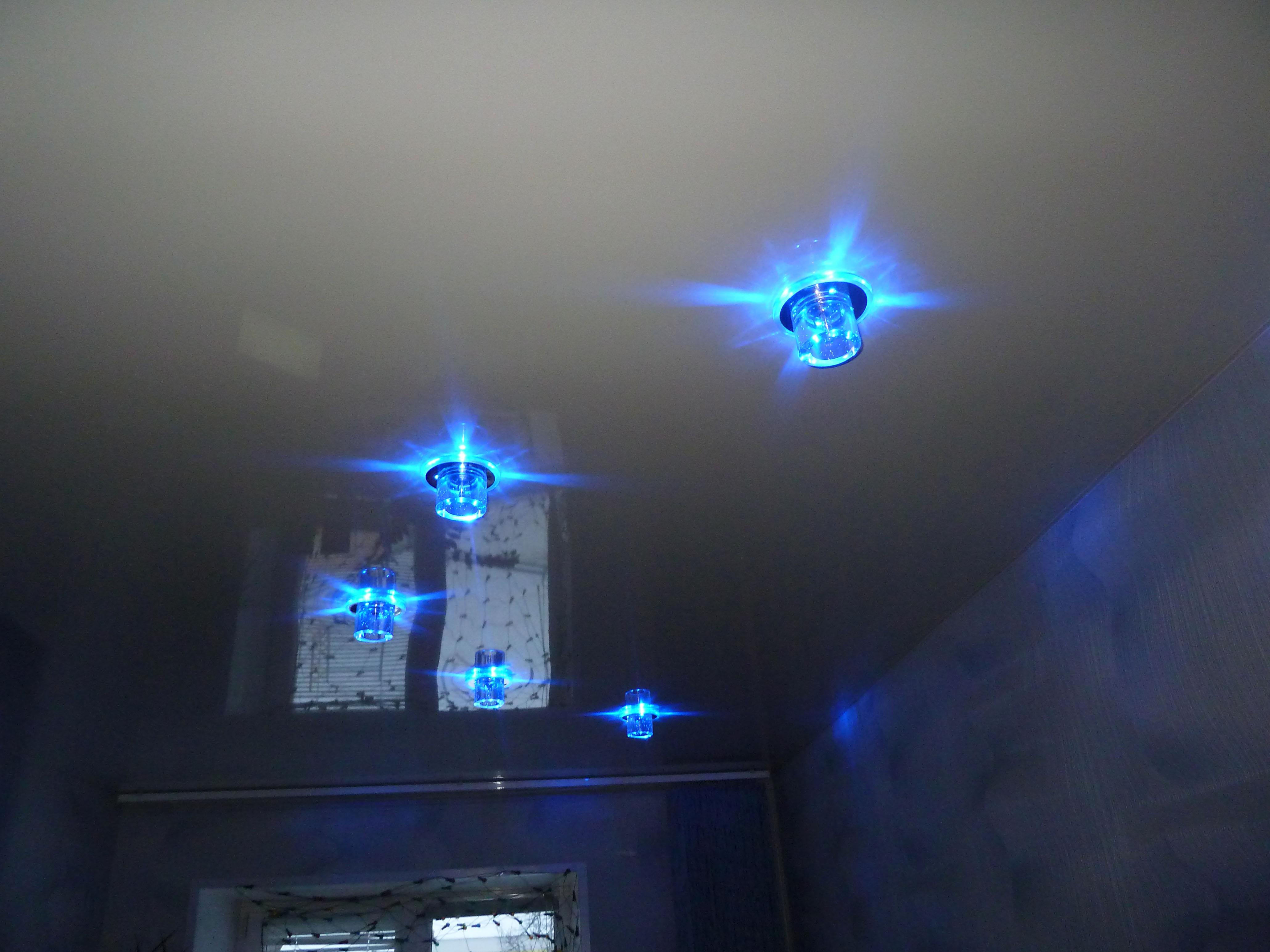 Светодиодные светильники схема блока питания