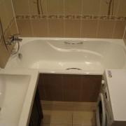 ванная в хрущевке фото