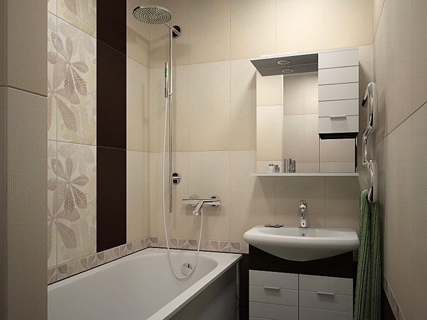 Хрущевка ванна дизайн