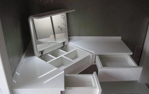 туалетные столики в спальню фото шкафа и угловой мебели дизайн