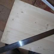 Иготовление тетивы лестницы 2