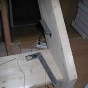 Крепление ступеней лестницы 2