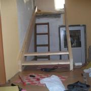 Крепление ступеней лестницы 4