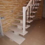 Фотография готовой лестницы