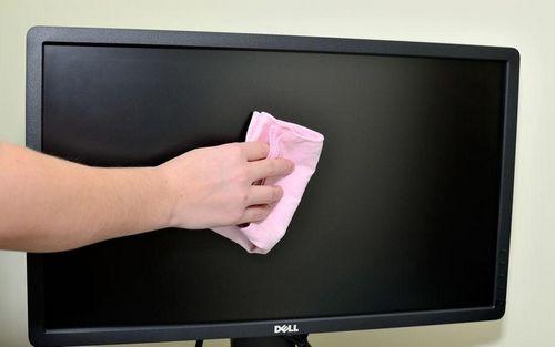 Чем протирать ЖК экран телевизора в домашних условиях